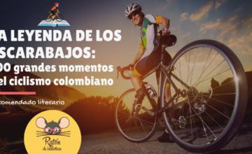Recomendado literario para disfrutar una pasión nacional: El ciclismo