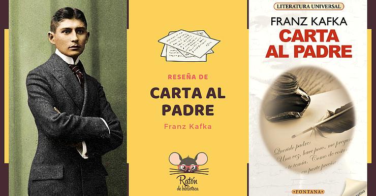 Reseña del libro 'Carta al padre' de Franz Kafka