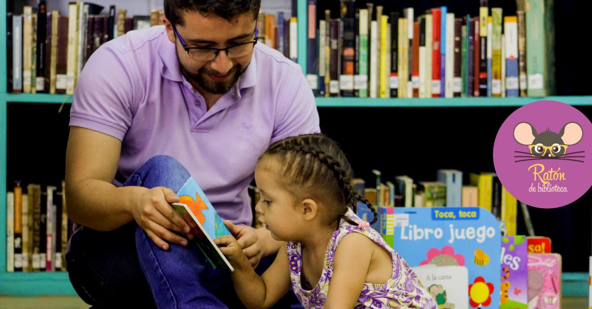 Los diferentes tonos de la voz, también le permiten al bebé identificar la expresión de las emociones, por eso invitamos a papá a contar historias y a leer cuentos como estos recomendados.