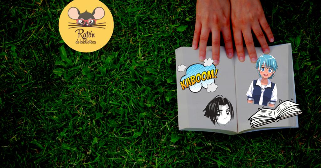Características y diferencias del comic, el manga, la novela gráfica y webtoon