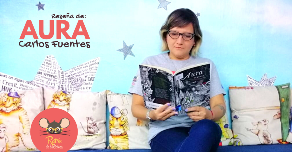 Reseña de la novela mexicana AURA, de Carlos Fuentes (1962)