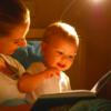 Libros para leer con el bebé durante la licencia de maternidad