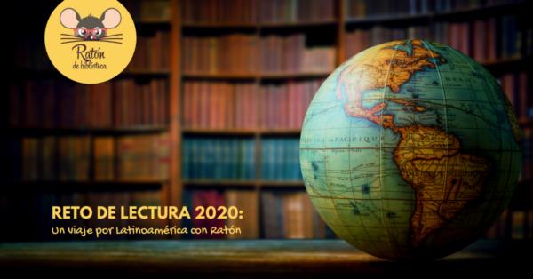 Reto de lectura: Un viaje por Latinoamérica con Ratón