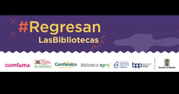 Las bibliotecas públicas regresan, han adoptado medidas de bioseguridad para apertura escalonada