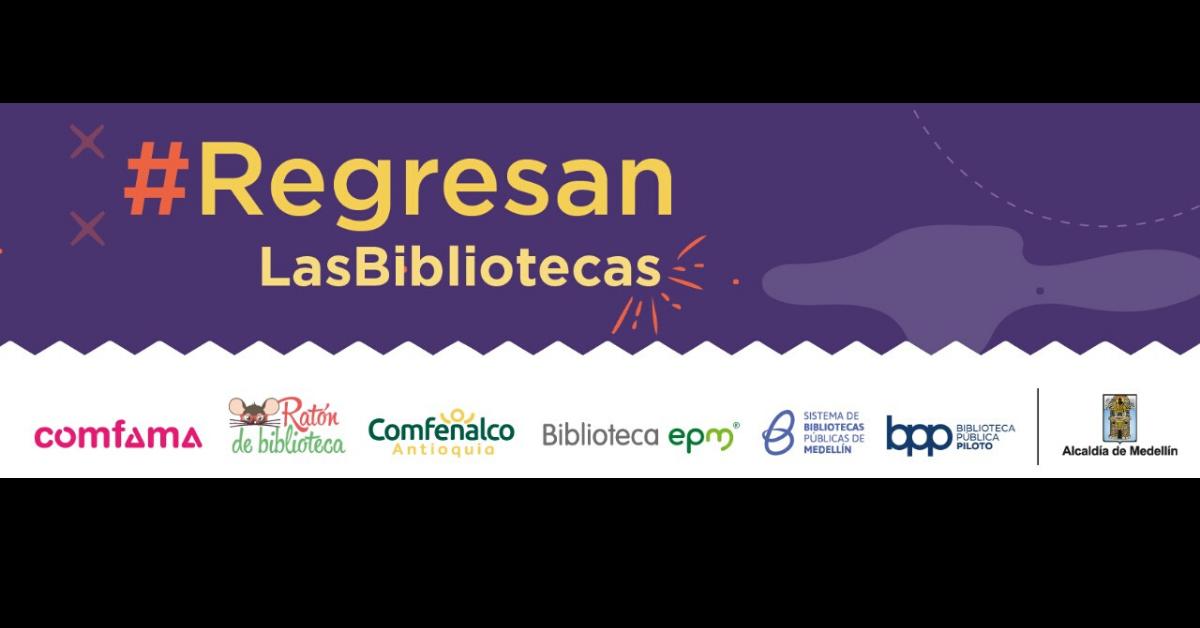 La mesa de bibliotecas que reúne proyectos bibliotecarios como el Sistema de Bibliotecas Públicas de Medellín, la Biblioteca Pública Piloto y sus filiales, la Fundación Ratón de Biblioteca y las cajas de compensación familiar Comfama y Comfenalco Antioquia dan apertura a sus servicios de manera escalonada. Muchos de los servicios ofertados de manera digital continuarán […]