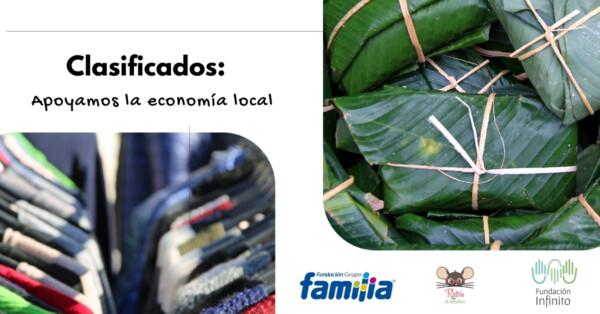 Apoyamos la economía local