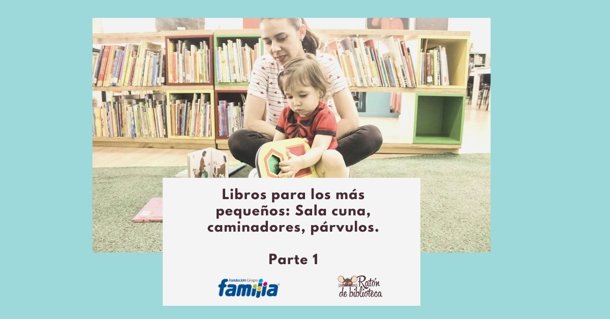 Descubre libros para los más pequeños