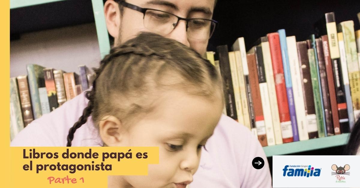Libros para leer con papá